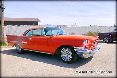 JULY 30, 2012 (AUGUST 2012): 1959 CHRYSLER 300 E – BUCKING A