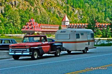 SEPTEMBER 5, 2013: '65 CHEVY C-20-STILL A WORKHORSE IN THE
