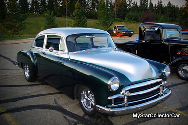 APRIL 23, 2015 (MAY 2015): 1950 CHEVY FLEETLINE—MIX AND MATCH WITH