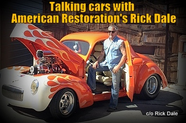 Car Restoration Tv Shows >> APRIL 1, 2015: RICK DALE TELLS THE STORY BEHIND HIS