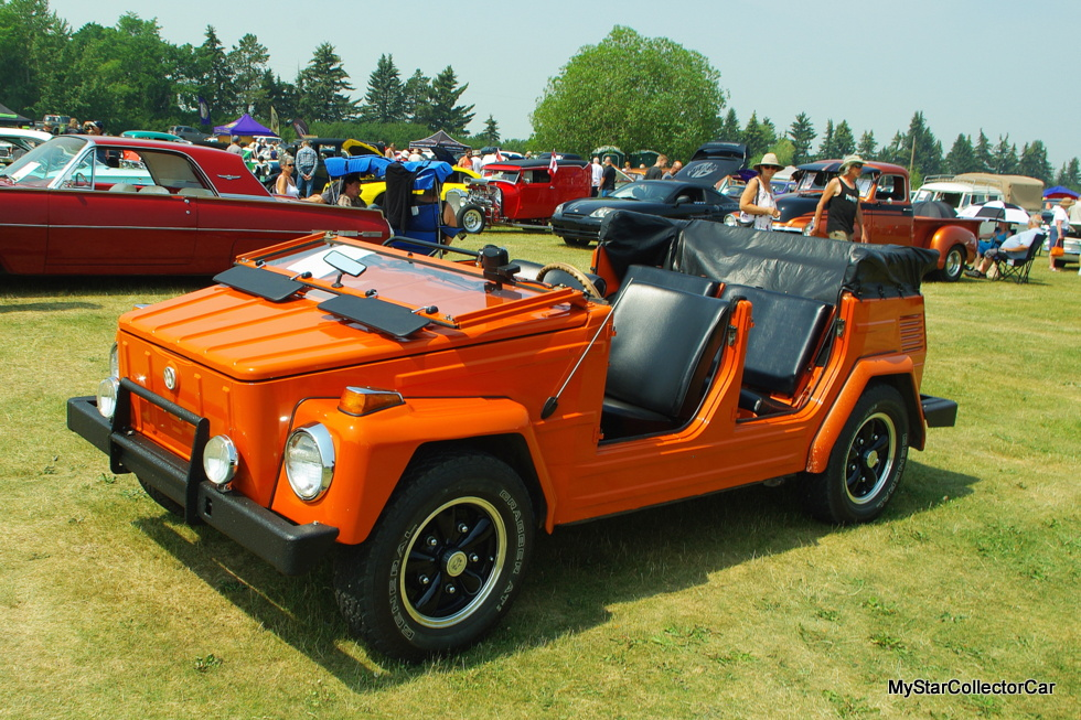 SEPTEMBER 2015: '73 VW THING—THE TOUGH GUY SIBLING OF THE VOLKSWAGEN