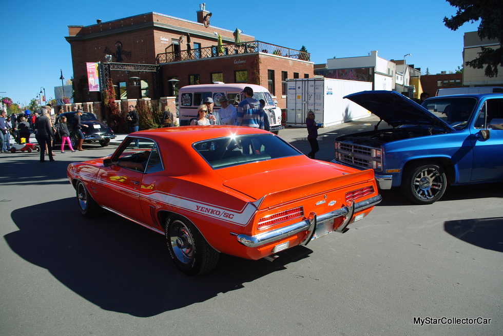 High River Alberta Car Show