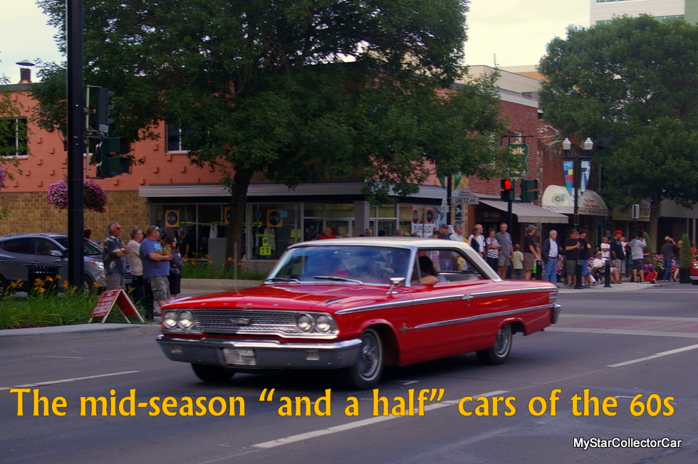 "OCTOBER 23, 2015: ""AND A HALF""… THE FAMOUS MID-SEASON CARS FROM 60S ..."