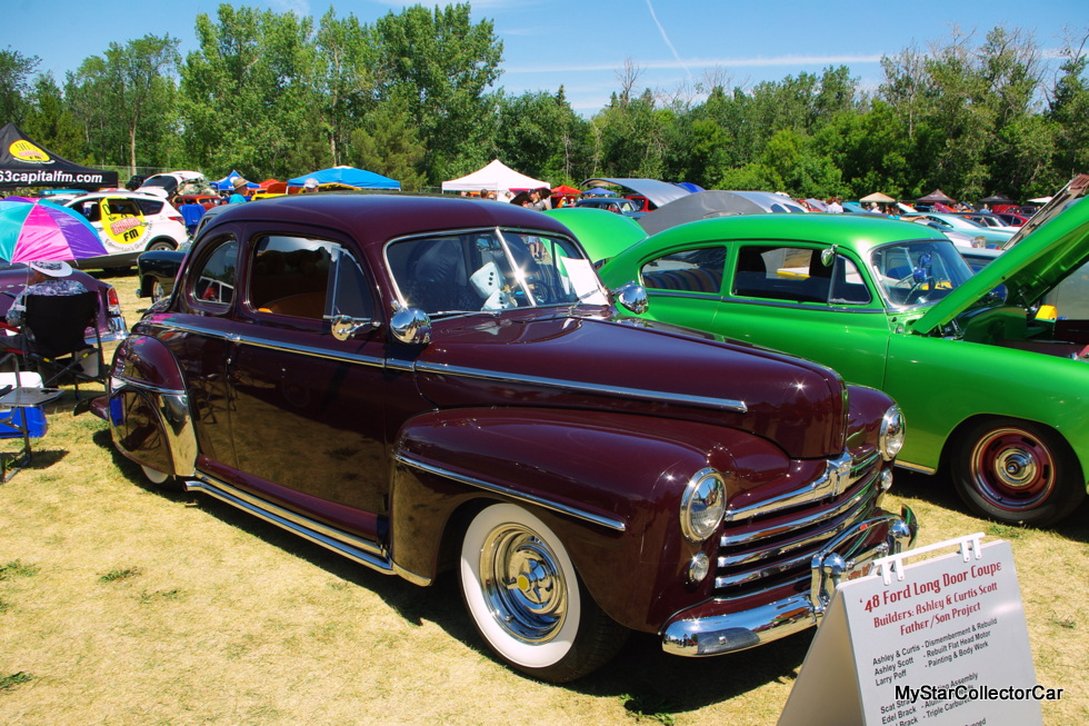 OCTOBER 2015: \'48 FORD—IT REPRESENTS TWO REASONS WHY CAR GUYS BUILD ...