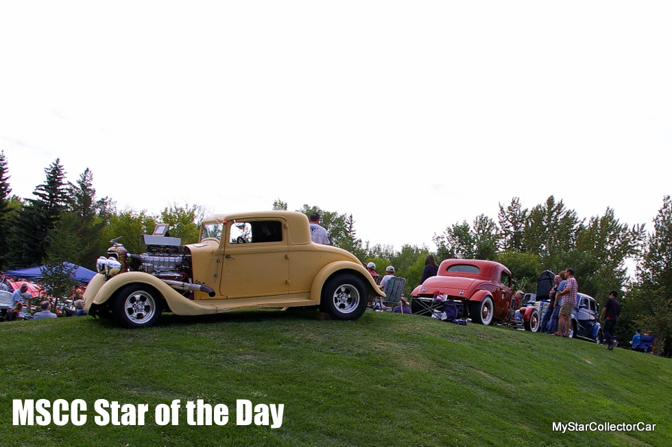 Mscc September 18 Star Of The Week 1953 Fargo A Canadian