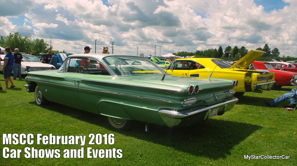 MyStarCollectorCar Presents the FEBRUARY 2016 CAR SHOWS AND EVENTS ...