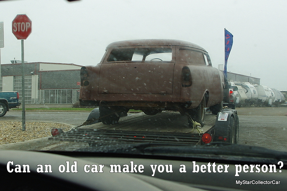 OCTOBER 27, 2015: HOW AN OLD CAR CAN MAKE YOU A BETTER PERSON ...