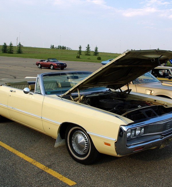 FEBRUARY 2016: '69 CHRYSLER NEWPORT CONVERTIBLE—THIS IS