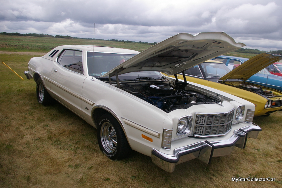 JANUARY 2016: \'76 FORD ELITE—A 14 YEAR OLD\'S FIRST CAR IS STILL PART ...