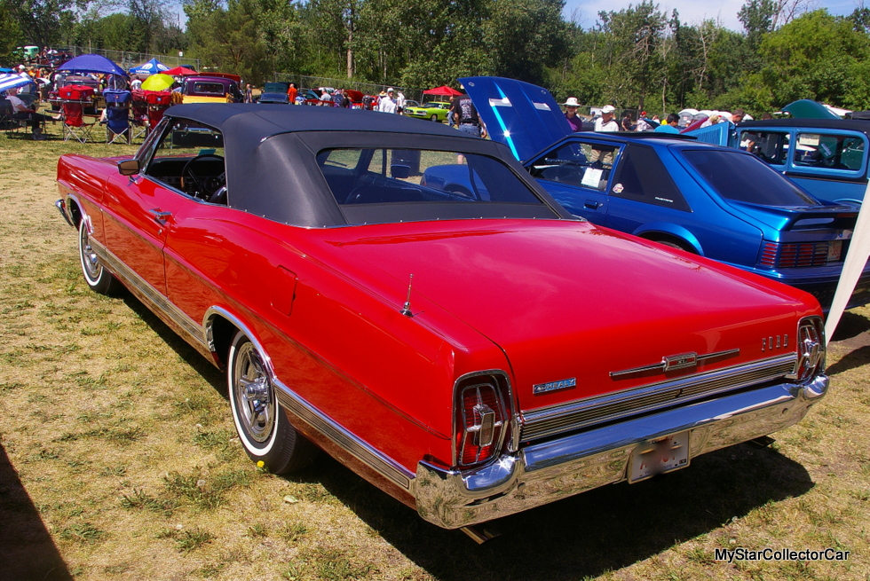 FEBRUARY 2016: A PAMPERED AND RARE SURVIVOR 1967 FORD 7 LITRE DROP ...