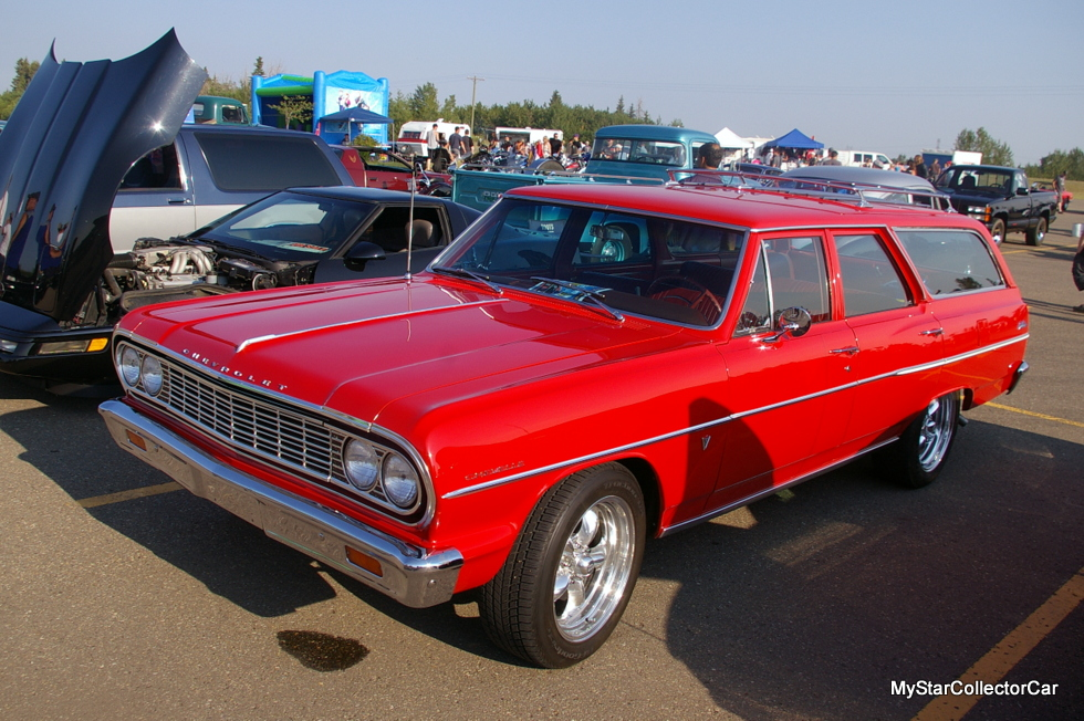 FEBRUARY 2016: GREAT MATH: BUCKET LIST TRIP EQUALS 1964 CHEVELLE