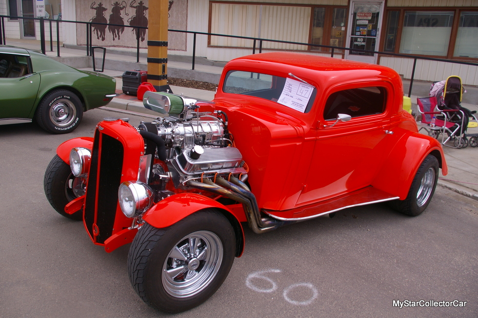 MARCH 2016; DO WHAT YOU CAN AFFORD: A 1934 CHEVY HOT ROD ...