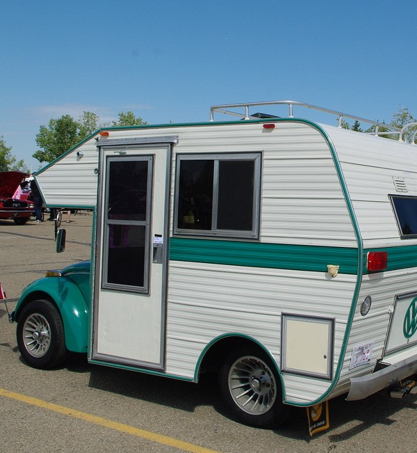 Vw Motorhomes For Sale: MARCH 2016: SUPER BUGGER: A VERY UNUSUAL VW BEETLE RV