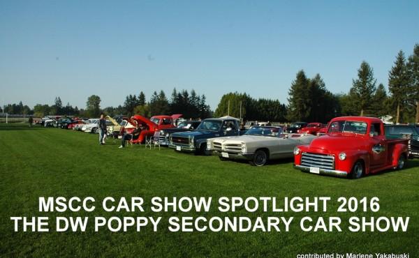 Dw Poppy Car Show
