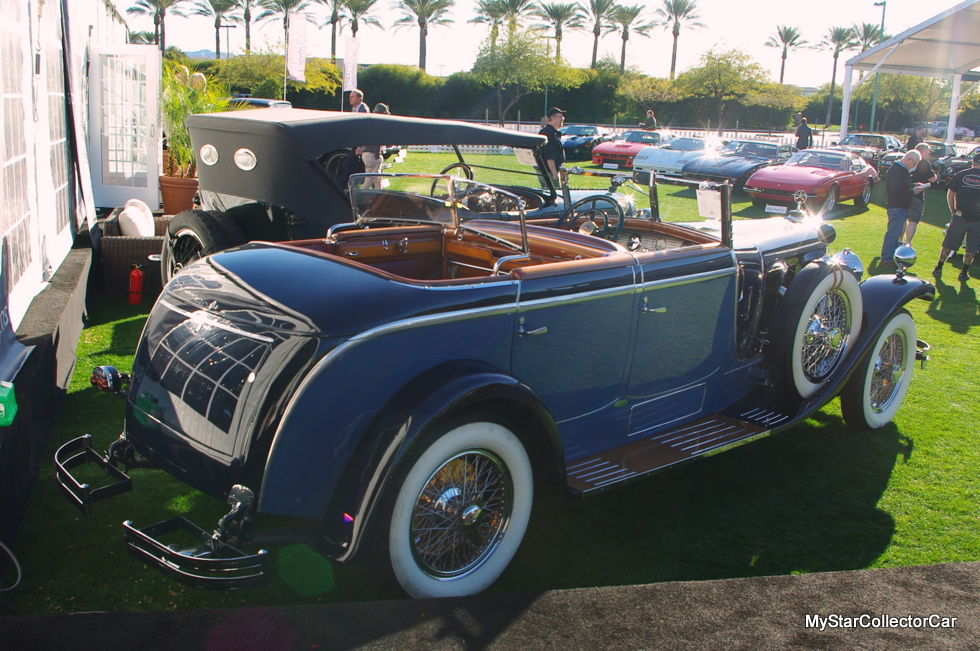 mscc march 6 star of the week 1928 mercedes benz 630k la baule transformable for a million. Black Bedroom Furniture Sets. Home Design Ideas