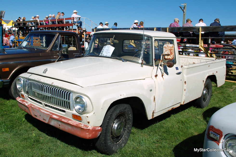 THE OLD PICKUP TRUCK: A MALE RITE OF PASSAGE - MyStarCollectorCar