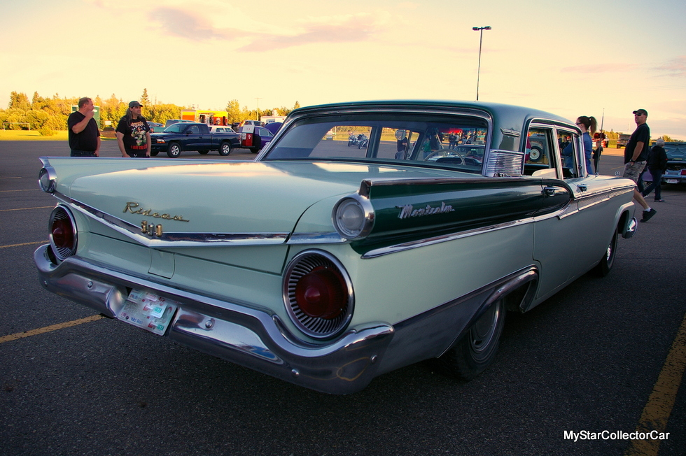 FEBRUARY 2017: A 1959 METEOR MONTCALM RIDEAU 500? ONLY IN CANADA ...