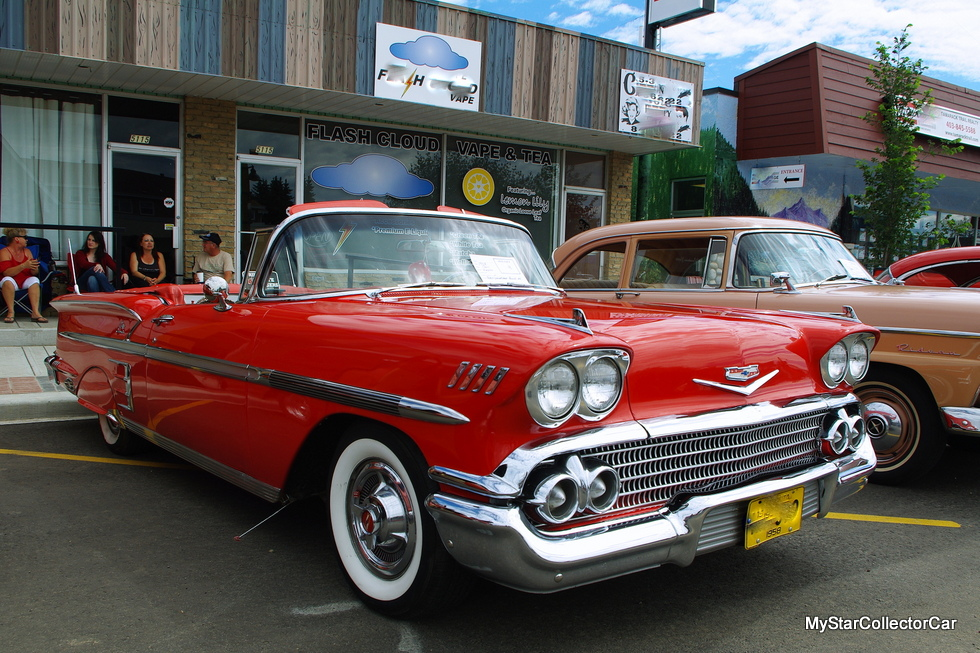 """JANUARY 2017: \'58 IMPALA CONVERTIBLE—FILE IT UNDER """"ALWAYS WANTED ..."""
