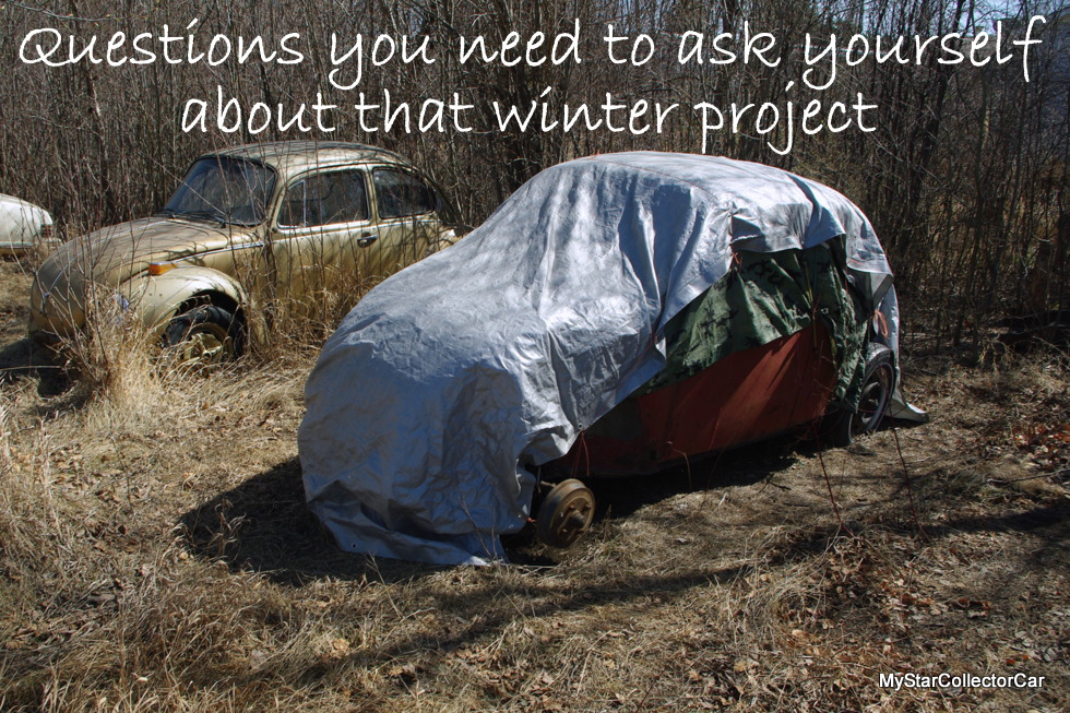 There Is A Lot Of Winter Looming Ahead Of Us And Many Car Guys Look Forward  To The Cold Months Because They Can Hunker Down In Their Garages And Work  On A ...