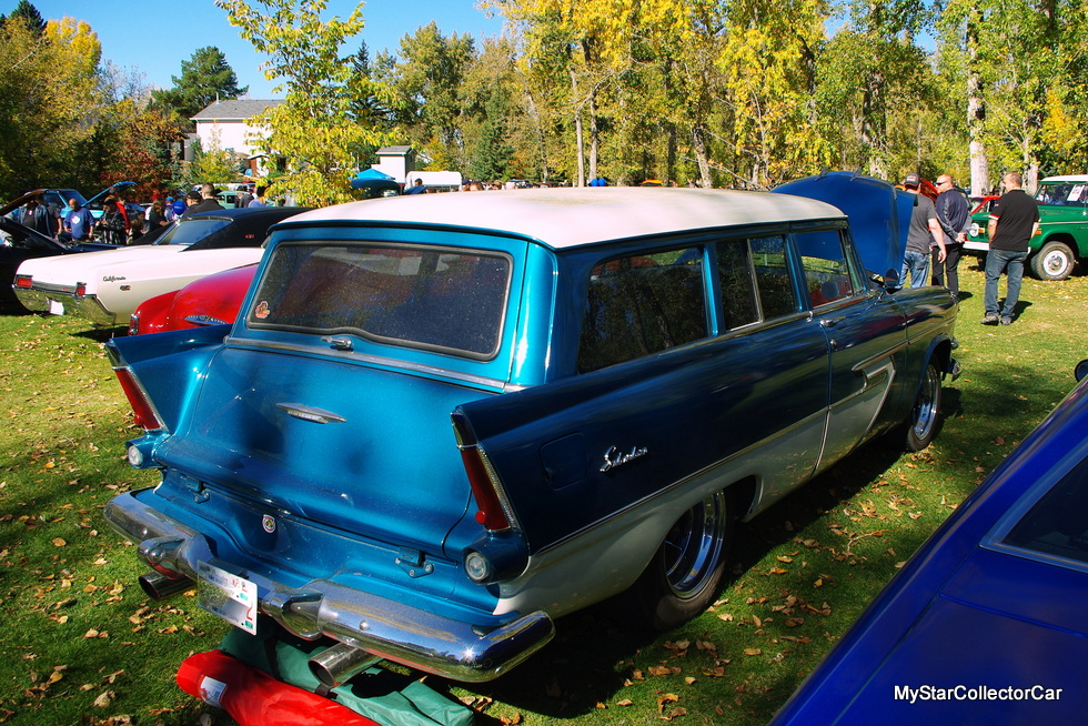 June 2017 Monster 56 Dodge Suburban It Started Life As A
