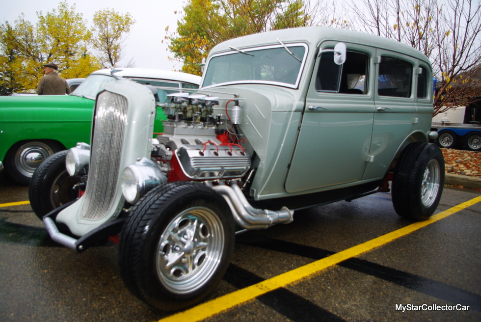 MAY 2017: BUILDING IT OLD SCHOOL WITH A 1934 PLYMOUTH HOT ROD ...