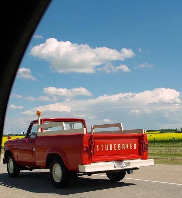 1963 Studebaker Pick Up – Jerusalem House