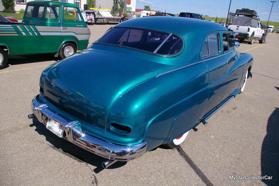 NOVEMBER 2017: A 1949 MERCURY LEAD SLED STAYS TRUE TO THE OLD ...