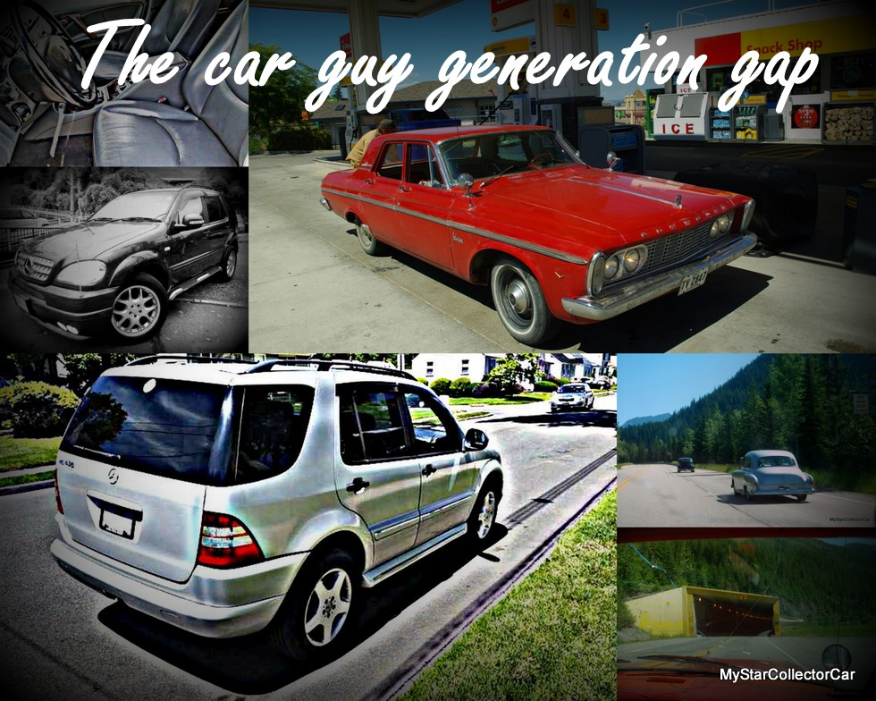 One Owner Car Guy >> The Frail Cross Generational Bond Of The Car Guy Mystarcollectorcar
