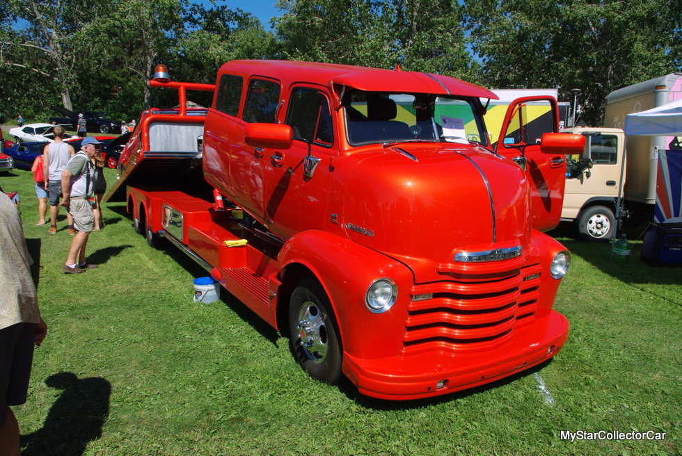 FEBRUARY THIS CHEVY COE CUSTOM HAULER IS OFFTHECHARTS - Sutherland chevrolet car show