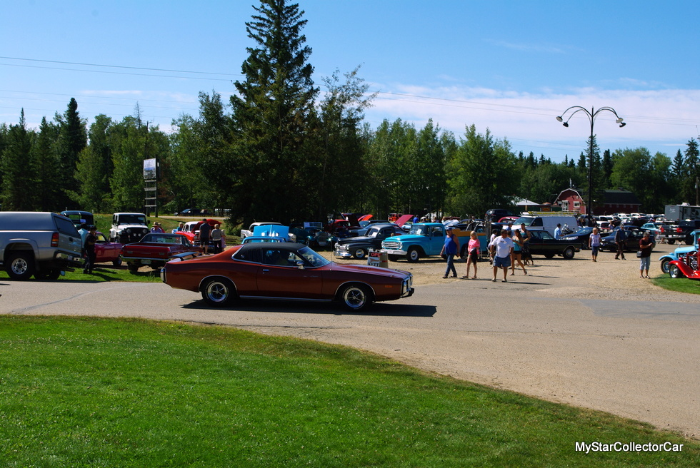 St Albert Car Show August