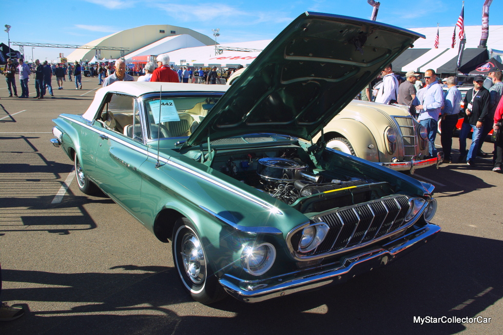 OCTOBER 13 MSCC FIVE FOR FRIDAY: SIZE MATTERS WHEN IT COMES TO MOPAR