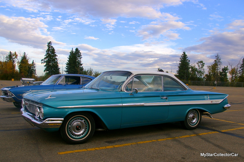 1961: WELCOME TO THE DAWN OF A NEW AUTOMOTIVE ERA - MyStarCollectorCar