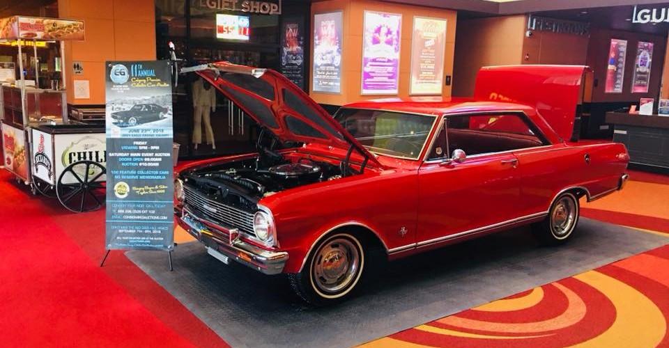 Michener Allen Classic Car Auction