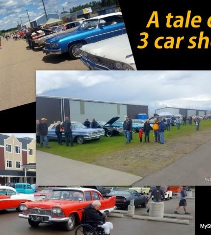 Car Show Edmonton Rundle Park
