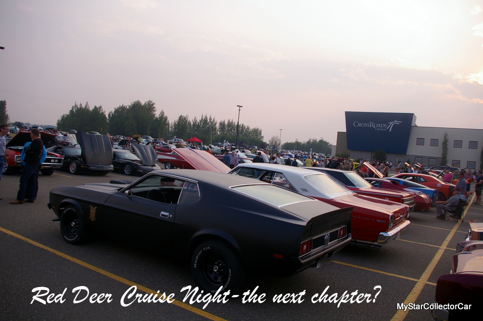 RED DEER CRUISE NIGHT WAS A HOT SUMMER NIGHT SENSATION - Weekly car shows near me