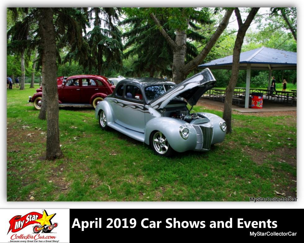 Car Show Winnipeg September
