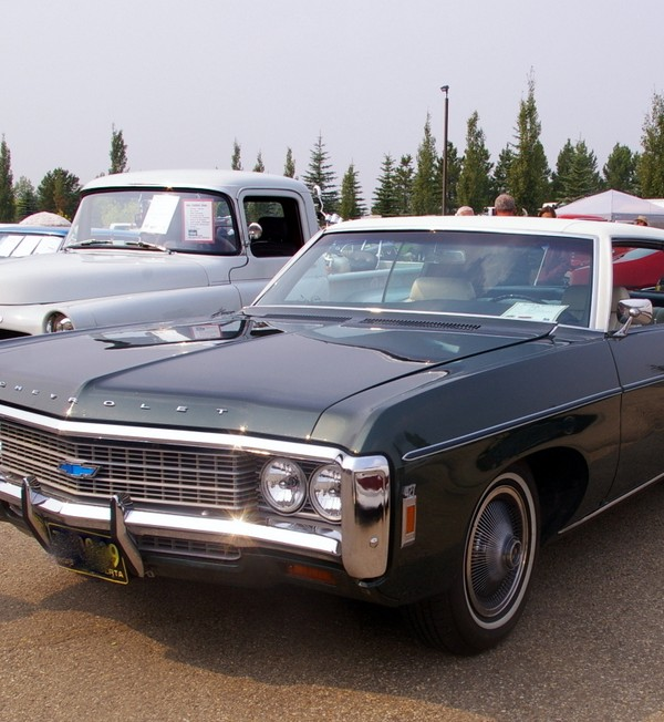 JULY 2019: A MUSCULAR FULL-SIZED 1969 CHEVY IMPALA TWO