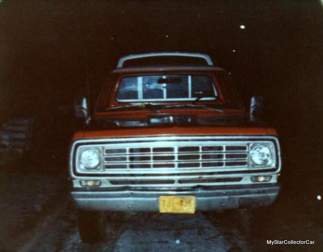 my star lost star-Brucie Dodge truck 1-001