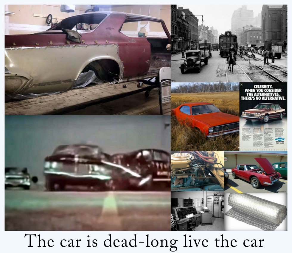 One Owner Car Guy >> Part One The Car Is Dead Long Live The Car Mystarcollectorcar