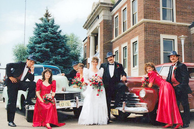 my star 47 hudson chev wedding car 2-6