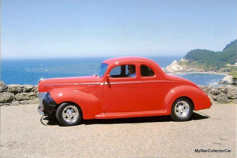 my star 40 ford Oregon Coast