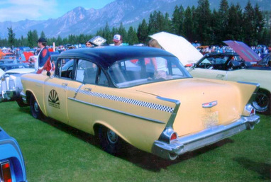 57 chevy taxi-1