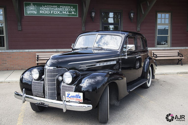 August 17 2014 September 2014 A Family Heirloom Only Two People Have Ever Owned This 1939 Oldsmobile Mystarcollectorcar