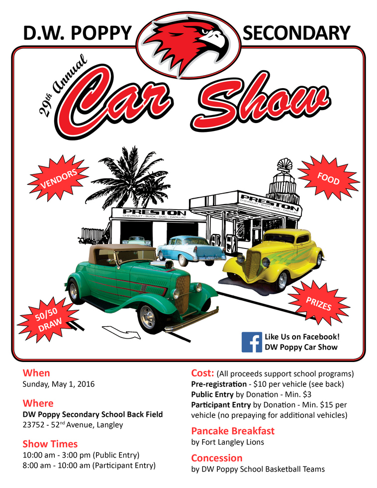 car show poster (002)