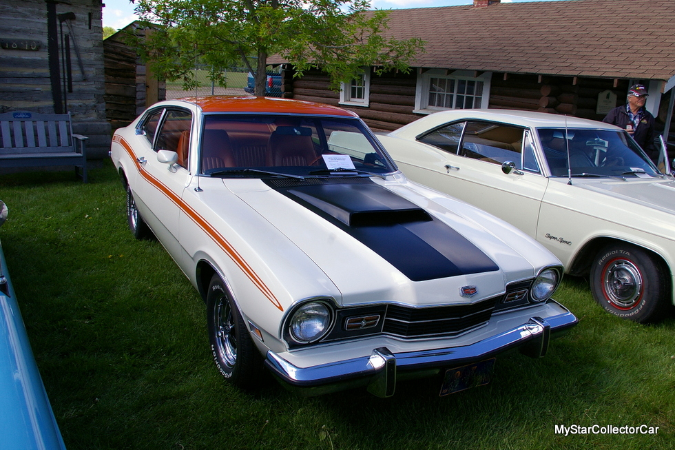 SEPTEMBER 2016: 1973 MERCURY COMET GT: THE FIRST YEAR FOR