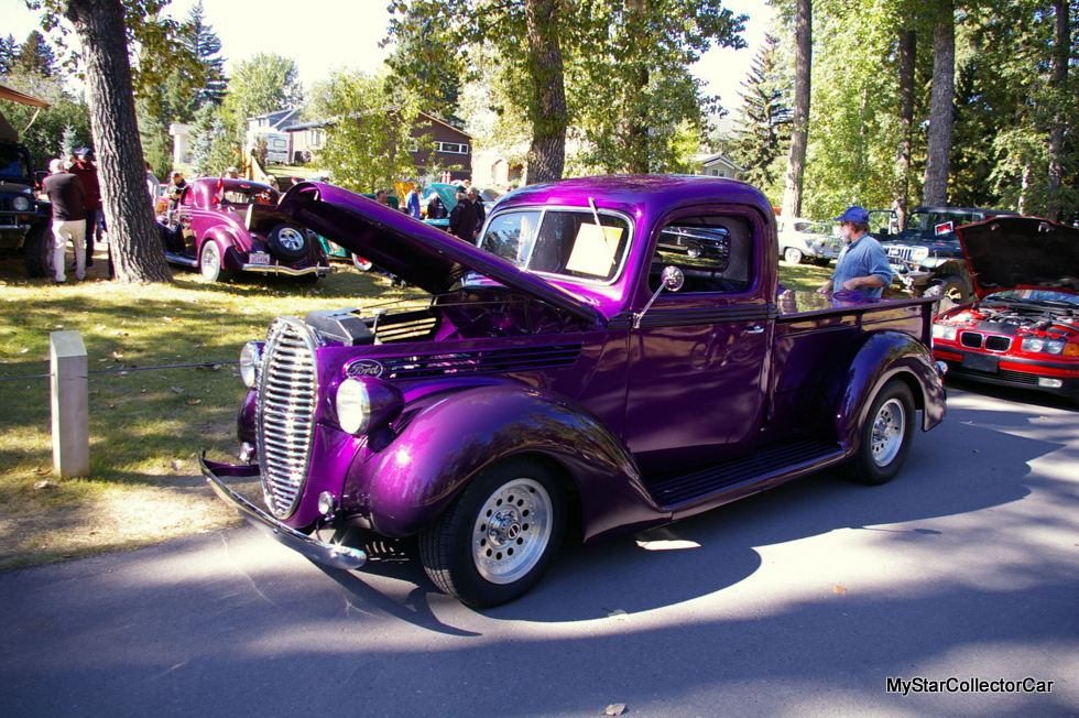 1938 Ford Truck >> March 2018 Loyal Ford Boy Turns A 1938 Ford Truck Into A