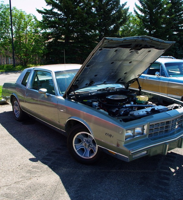 JANUARY 2019: 1985 MONTE CARLO—THIS SLEEPER CHEVY CARRIES ...