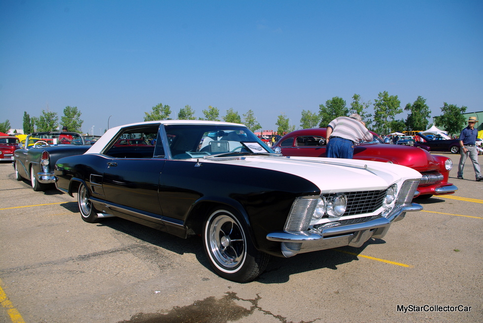 APRIL 2019: 1963 BUICK RIVIERA—SHE THOUGHT A RIV WOULD BE ...