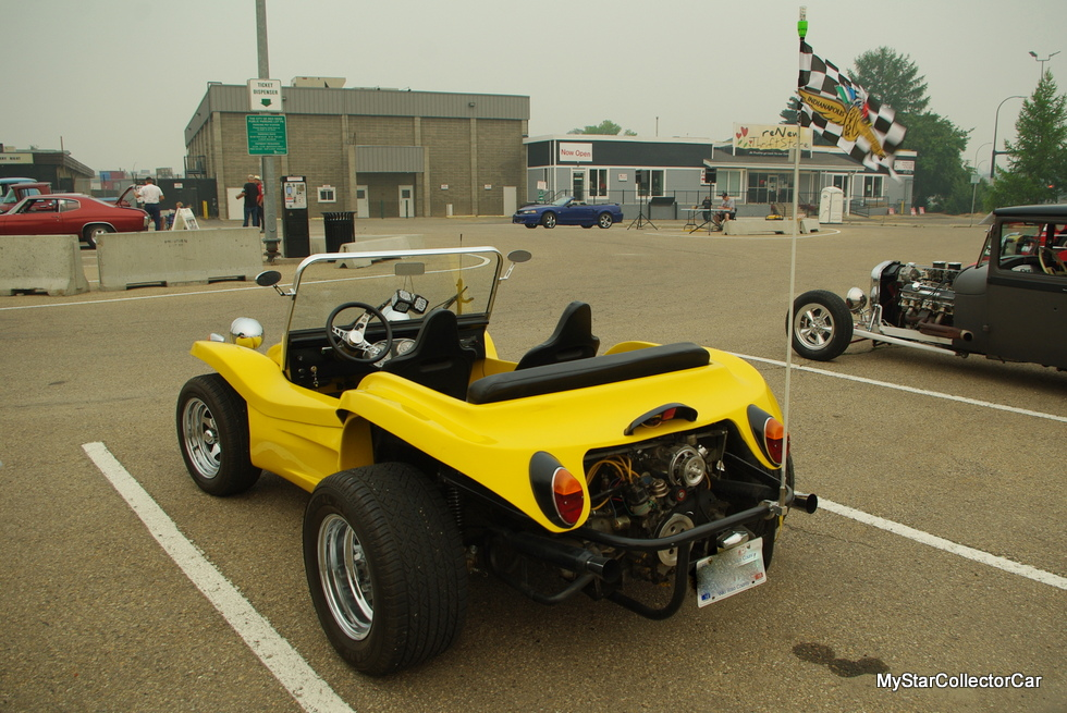 MAY 2019: A 1966 APACHE SAND SHARK DUNE BUGGY WITH A TOUCH