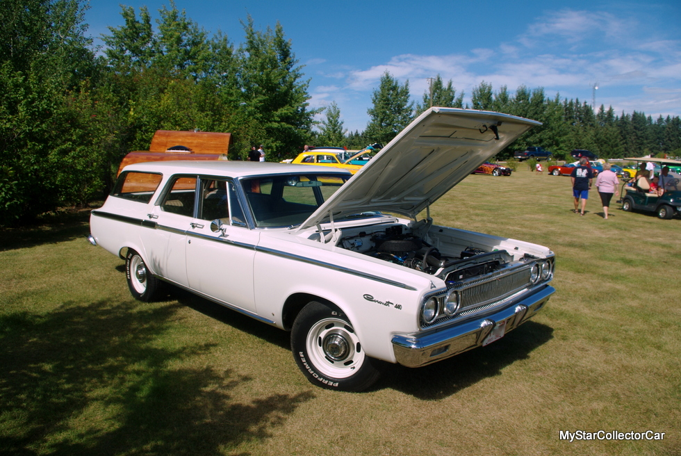 LOST IN THE SIXTIES WITH A FORGOTTEN MOPAR: THE DODGE 880